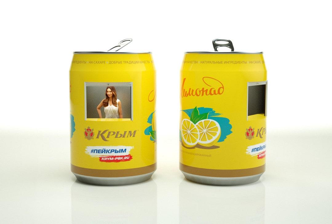 Киоск «Лимонад»